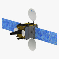 maya communications satellite geo