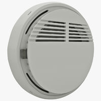 Smoke Detector 3