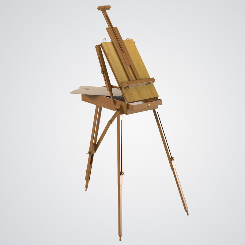 b Professional easel drawing paint painting artist canvas picture support wooden traditional classic0001.jpg