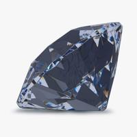 3d diamond materials model