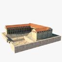 villa 3D models