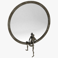 3d kobe mirror