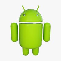 maya android mascot