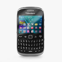 blackberry curve 9320 3ds