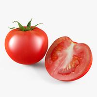 tomato 3d max