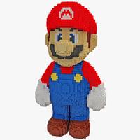 Lego Mario Model