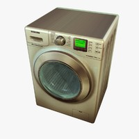 c4d washing machine 2