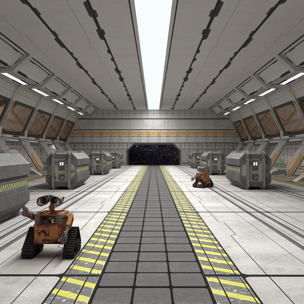 inside space station model - photo #4