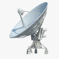 3ds max kinnerly radio telescope knockin
