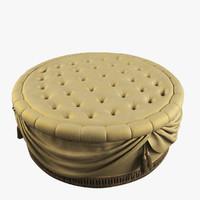 pouf classic max