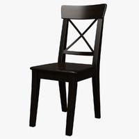 3dsmax ingolf chair