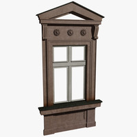 3d historical window