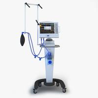 obj hospital ventilator