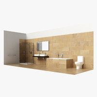 maya modern bathroom set bath