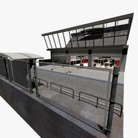 3d pit garages