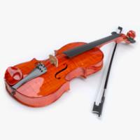maya violin string