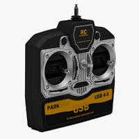 radio control transmitter park max
