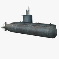 Glavkos Class Type 209 submarine