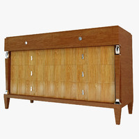 3d selva chest drawers 5691