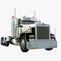 Kenworth W900 Long Frame
