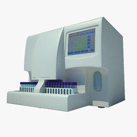 Hemoglobin Analyzer 01
