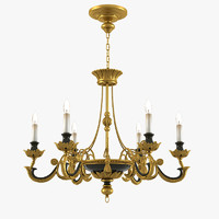 Rosbri Visconti Chandelier