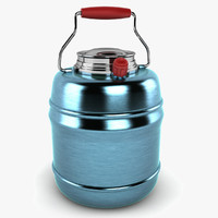 champion thermic jug 3d model