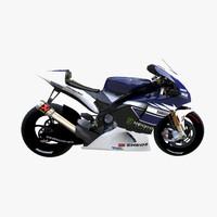 Yamaha M1 2013