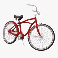 3d model bicycle