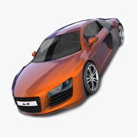 Audi R8 New Pearlescent