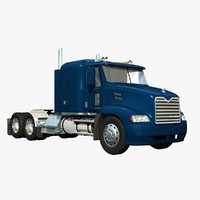 Mack Vision Low Sleeper
