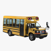 3ds school bus