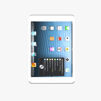 3ds new ipad mini white