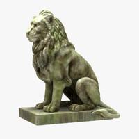 Stone Lion 7