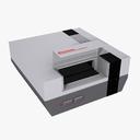 NES 3D models