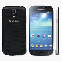 3d samsung i9190 galaxy s4 model