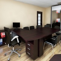 3d max office design