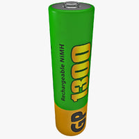 AAA Rechargeable Battery GP