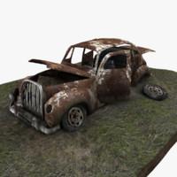 junkyard car max