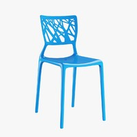 bonaldo viento chair 3ds