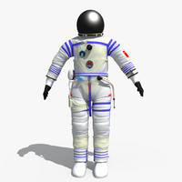 Chinese Space Suit