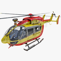 eurocopter ec145 2 rigged
