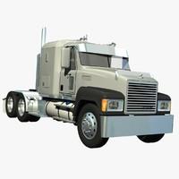 mack chu truck sleeper lwo
