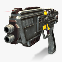 Pistol (Rigged)
