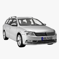 VW Passat Variant 2012