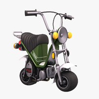 maya yamaha chappy minibike
