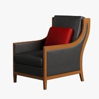 chair wood max