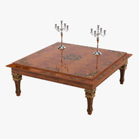 armando rho a819 coffee table 3d max