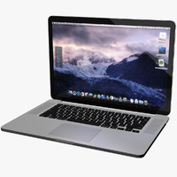 3d 3ds macbook pro retina display