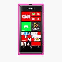 3d model lumia 505